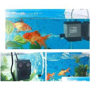 Atman At-302 6.5w 450l h Aquarium Fish Tank Water Pump Poweheader Submersible Pump Liquid Filter Various qylxrJ toys2010