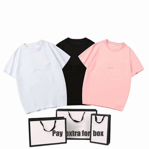 Made in Italy Mens T-shirt Fashion Summer T Shirt 2020 Nuovi Ragazzi Casual Nuovi Top Casual Lettere Ricamo Boys Tees 2021 Nuova dimensione asiatica