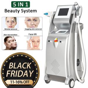 SHR IPL Machine ipl skin rejuvenation machine OPT hair removal ND-Yag laser tatoo removal acne removal