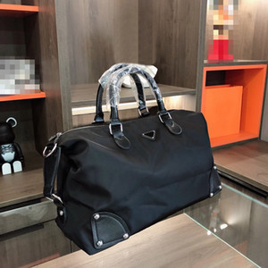 Uomini Top Maniglia in nylon bagaglio triplo borse da viaggio nero borse di moda borsa da uomo da uomo carte da valigetta con tracolla borsa per laptop alta qualità