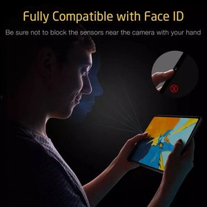 Anti-fingerprint HD 2.5D tablet tempered glass for 10.5 inch 9.7 inch ipad Air screen protector