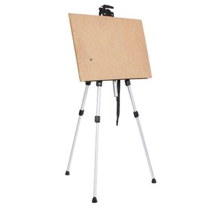 Artist Tripod Telescopic Aluminium Alloy Easel White Board Field Studio Display