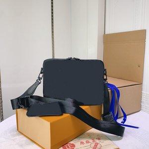 Los últimos 2020 M69827 Bolsa de Messenge Sprinter Messenger Bolsa de Messenge, Bolsa de Cross-Cuerpo de Satchel, este estilo es elegante cuando g