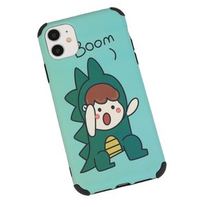 Cartoon animated girl mobile phone case cover for iPhone 11
