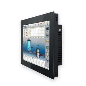 Monitors 1000nits Brightness 1280x1024 Front Panel IP65 Hight Industrial Embedded 19 Inch Monitor