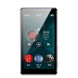 2020 Neue Bluetooth MP4 1080P HD-Video MP4 Portable Mini Verlustless Stereo Music Player Touchscreen OTG TXT FM Radio MP51