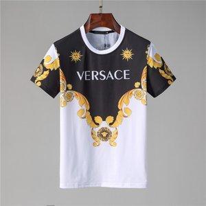 Роскошные мужские дизайнеры футболка мода футболки для мужчин женщин с коротким рукавом футболка рубашка одежда буква шаблон печатных тройников
