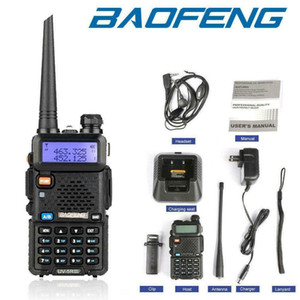 Baofeng UV-5R UHF 1.25M VHF Tri Band Two Way Ham Radio Walkie Talkie