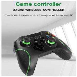 Gamepad Juystick Controle 2.4G تحكم لاسلكي لوحدة Xbox One for PC Android الهاتف الذكي Gamepad JoyStick Joypad