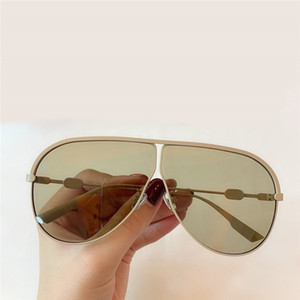 Come New Quality Popular UV Women Special For Top Women Vintage CAMP Oval Frame Package Classic Free Big With Protection Sunglasses Sun Usmx