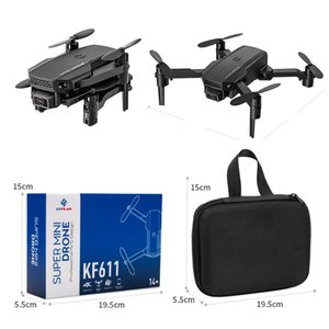Kf611 طائرة بدون طيار 4 كيلو hd كاميرا usav المهنية الهوائية التصوير الهليكوبتر 1080 وعاء hd زاوية واسعة كاميرا wifi صورة نقل الأطفال هدية