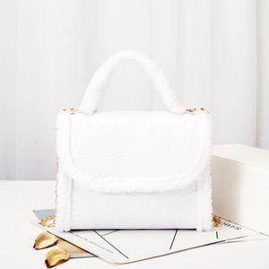 Crossbody Solid Serpentine shoulder bag designers handbag luxurys handbag woman fashion potable cute makeup bag wallet phone bag fast shippi