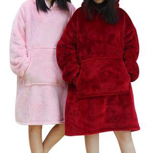 Nouveaux manteaux d'hiver, peignoirs chauds, couvertures de laine de Noël, sweatshirts pour femmes