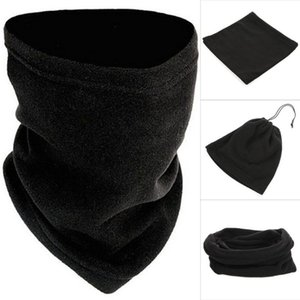 Unisex Beanie Hats Ski Snood Scarf Women Men Face Scarf Thermal Winter Fleece Mask Warmer Neck Spring Snood M3A1