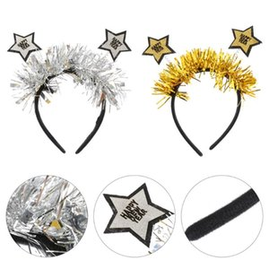 2pcs Creative Holiday Lovely Headpieces Headbands Hair Hoops for Outdoor Party Kids