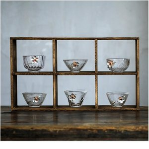 1pc tazza di tè in vetro cinese kungfu set da tè in porcellana tazza da tè tazza di tè tazza tazza di latta piccolo b sqcebv