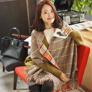 2020 Beautiful Timeless classic ladies autumn winter wool scarf fashion Pure color scarf shawl can be wholesale