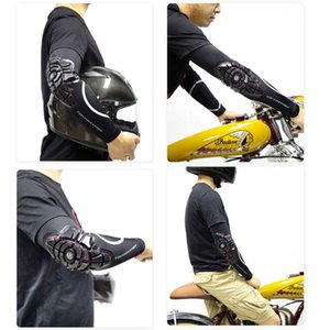 Adult Motorcycle Elbow Guard Breathable Motocross Elbow Pads Arm sleeve DH ,Skiing ,, MX ,BMX,Enduro,ATV Arm Protector