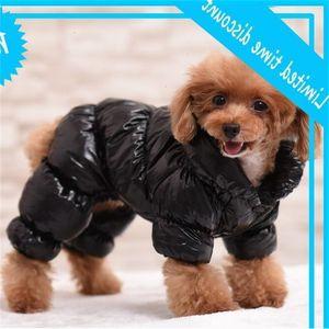 الحيوانات الأليفة رشاقته لامعة الرياح سترة الكلب الوجه الهيب هوب معطف الخريف الشتاء سوب شمال الملابس أزياء العلامة التجارية سترة سترة الملابس