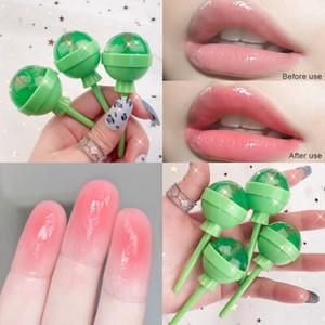 Aloe Vera Temperature Color Change Lipstick Lip Gloss Lasting Moisturizing Waterproof Lip Balm Lips Care Makeup Free Shipping