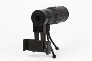 أحادي تلسكوب التكبير الهدف كاميرا عدسة كيت للرؤية الليلية تعريف المزدوج التركيز نطاق للطفل فون التخييم الهاتف جبل الملحقات