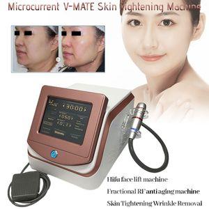 Fast Shipping V-max Hifu Anti Wrinkle Face And Body Lift Beauty Machine HIFU Body Slimming Beauty Equipment