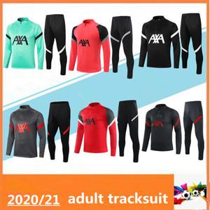 2020 2021 Fussball Training Anzug Set 2020 2021 Maillot de Foot Jacke Trainingsanzug