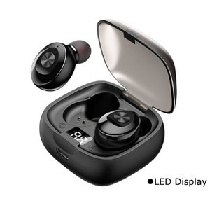 Bluetooth Earphone Wireless Sport Earpiece Mini earbuds Stereo Sound In Ear IPX5 Waterproof tws 5.0