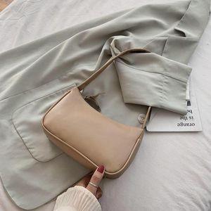 Retro Totes Bags Women Trendy Vintage Baguette Handbag Female Small Subaxillary Bags Casual Retro Mini Fashion Shoulder Bag