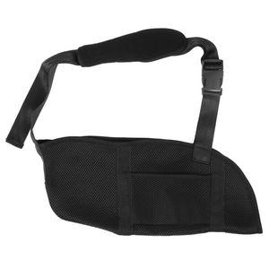 Breathable Arm Sling Lightweight Arm Wrist Fracture Support Strap Elbow Mesh Shoulder Protector Shoulder Fixation Belt