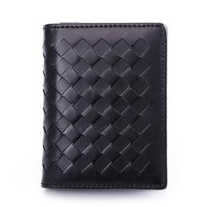 Yeni Gelenler Premium% 100 Koyun Cilt Kart Cüzdan Garantili 2020 Marka Tasarımcı Moda Stil Unisex kart sahipleri Fabrika Fiyat C1115