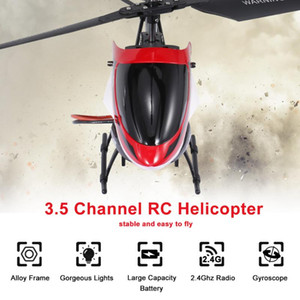 Drones RC Helicopter Gyro 3.5CH 8mins 16mins Flying Time 2.4Ghz Transmitter Durable Aircraft Indoor Outdoor Toy Gifts