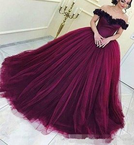 Off the Shoulder Quinceanera Dresses Satin Tulle Cheap Custom Made Sweet 16 Birthday Party Gown Ball Gown Prom Dress