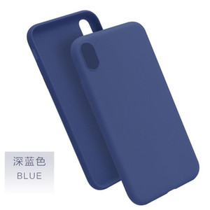 Suitable for iPhone 12 pro max frosted TPU soft shell anti-fall xs max mobile phone shell 8plus protective cover cell phone accessories