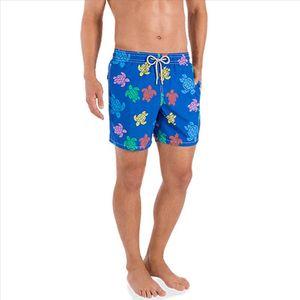 Hot 2020 Brand Brand Vilebre Beach Board Board Шорты Мужчины Черепахи Купальники Гавайские Шорты Мужчины Борки Beach Спортивные Костюмы Surf Board