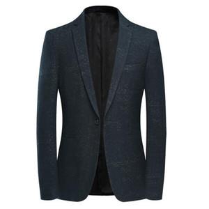 2021 Nouvelle balise Arrivée Veste Veste costume Blazer en maigre tenue masculine Tuesdays Blazers Taille des hommes M-3XL Shierxi 19sm 19sm