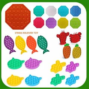 Pop it fazit spielzeug sensory pop pop blase fidget sensory spielzeug autismus spezielle bedürfnisse ängstlich stresseinsatz für studenten Büroangestellte FY4381