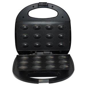 Famiglia elettrica per la cake Maker Maker Sandwich Breakfast Machine Sandwich Iron Toaster Beak Breakfast Pan Forno UK Plug