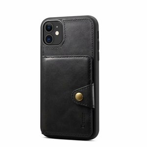 Retro Pu Leather Case For Iphone X 11 7 8 Plus Xs Multi Card Holder Fhx-ss Phone Cases For Iphone Xs Max sqcxdY