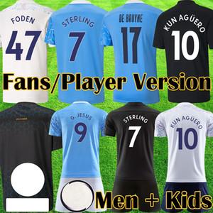 3321123 maillot 2020 2021 20 21 fans maillot de football Player Version hommes enfants kits ensemble équipement
