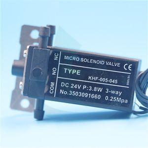 Valège solénoïde de solvant de solvant UV de bonne qualité 24V DC KHF-005-045 pour Starfire 1024 Head-Color GZ Flora Micro Ink Vavle
