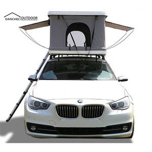 Danchel Hard Shell Car Крыша Топ-палатка, Авто Top Tent, Палатка на крыше 4WD, Складная комната Z1123