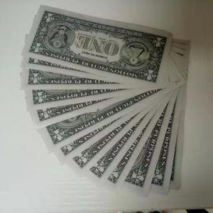 1 dollaro Simulazione all'ingrosso di sterlina Euro Dollar Movie Punts April Fool's Day Game Game Token