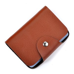 cards packages Genuine Leather card holder custom women fashion card holder wholesale men cowhide
