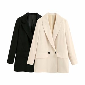 BB - 2753 2020 autumn Europe and the United States women's new sexual female leisure suit jackets Y1112