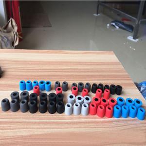 200 € (400 unids) (S M L) Puntas de espuma Memoria de Auriculares Memoria de algodón Earpplugs Earplugs de PU de espuma de espuma PU Auricips