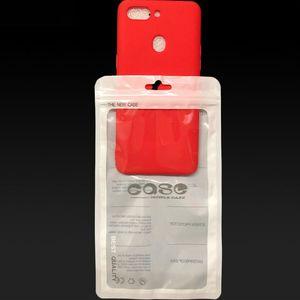 Bolsas de embalagem Mobile Phone Case Packaging Bag OPP Fosco Plástico Ziplock Bag Opp Ziplock Bag Acessórios Telefone Adequado para todos os tipos Telefone