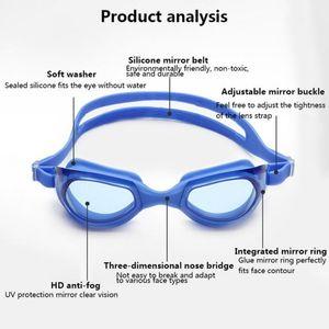 Swimming Sports Eyewear Glasses Fog Uv Protection Waterproof Electroplate Men Women Swimming Eyewear Professional Sqcjhv Buy _Home