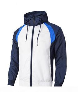 New Wholesale jacket Thin Windbreaker Dust Coat New Men Women Fashion Jackets Wind Proof Coat Dust Coat Clothing Color Matching Asian size