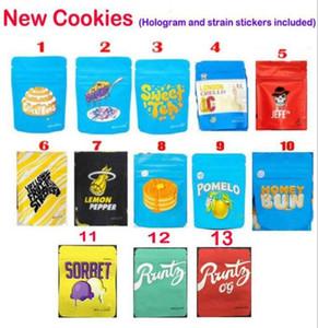 newest cookies bags Cookies sf Bag Berry pie Sweet Tea Grandiflora Stickybuns Lemon Pepper JEEF og Big Apple Balla Berries cookies bags